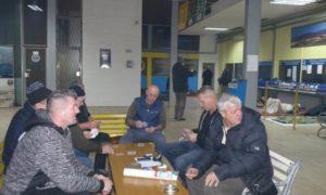 Štrajkačima glađu jutros se priključilo još šest radnika Zenicatransa