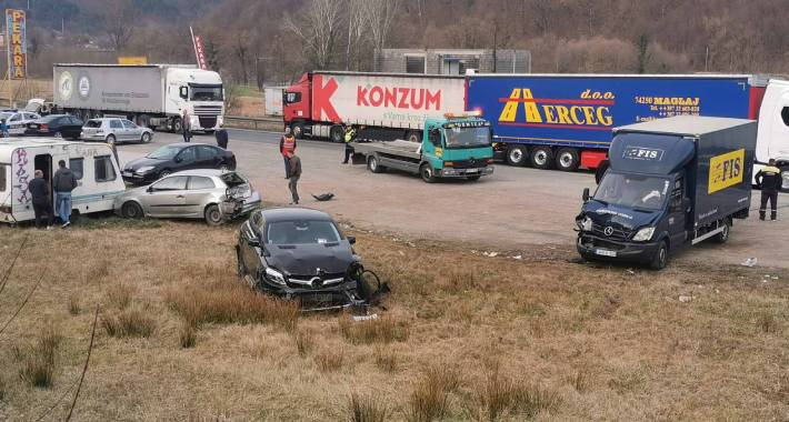 saobracajna nesreca Zepce