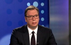 Vučić: Nisam pucao na Sarajevo, bio sam na Palama i radio svoj posao