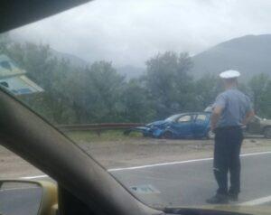 Sudar tri vozila na M-17 kod Zenice, četiri osobe prevezene u bolnicu