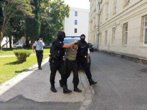 """Određen pritvor dvojici osumnjičenih u predmetu """"Nikola Šaraba i drugi"""""""