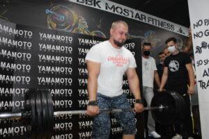 Najbolji bodybuilderi se takmičili u Mostaru