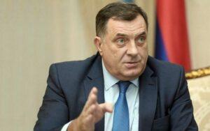 """Milorad Dodik: """"Ne bojim se hapšenja, ići ću u Sarajevo da blokiram odluke Predsjedništva BiH"""""""
