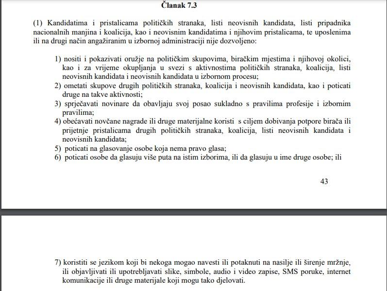 """Adna Pandžić platit će 3.000 KM jer je Povorku ponosa nazvala """"povorkom stida"""""""