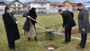 U Goraždu počinje izgradnja zgrade socijalnog stanovanja