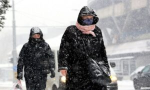 U Sarajevu jutros hladnije nego na Bjelašnici: Evo i kad nam stiže novi snijeg