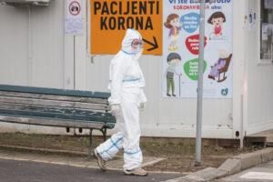 COVID podaci za Sarajevo: Šta pokazuje novi izvještaj?