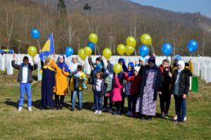 U Memorijalnom centru u Potočarima obilježen Dan nezavisnosti BiH