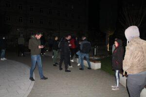 Svi učesnici protesta protiv epidemijskih mjera u Grudama prekršajno kažnjeni