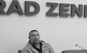 U 53. godini iznenada preminuo Almir Sarajlić Pike, pomoćnik gradonačelnika Zenice