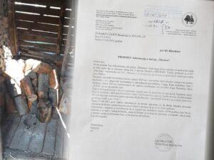 """Oglasili se iz Šumarije: """"Oni godišnje ukradu 10.000 maraka vrijednosti drveta, nismo mi uzeli dedi..."""""""