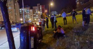 Stravična saobraćajna nesreća u Tuzli:  Jedna osoba je smrtno stradala...