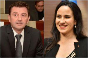 Benjamina Karić i Mario Kordić danas će održati sastanak