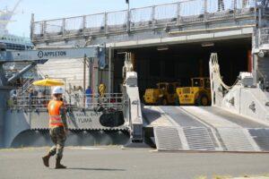 Amerikanci transportere i vojnu opremu za vježbu u BiH dopremaju i brodovima