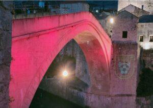 Spektakl u Mostaru: Pogledajte vatromet za titulu Starog grada