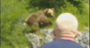 Mještani kamenjem otjerali medvjeda koji je rasporio ovcu