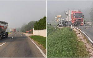 Tragična saobraćajna nesreća kod Maglaja: Poginule dvije osobe