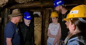 Josip Pejaković posjetio piramide u Visokom: Nakon 17 operacija, raznih grešaka ljekara, moje srce je ovdje profunkcioniralo