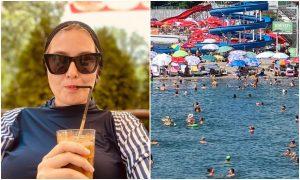 Burkini i Panonska jezera u Tuzli: Nejra Latić Hulusić poslala još jednu poruku