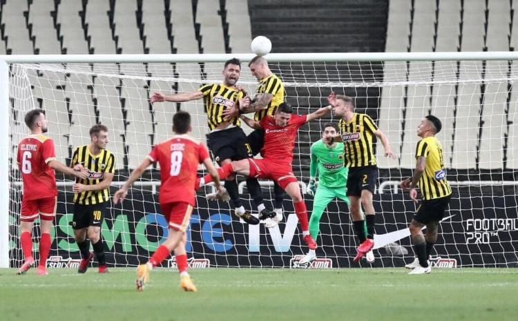 Fantastični Velež izbacio AEK i plasirao se u 3. pretkolo Konferencijske lige