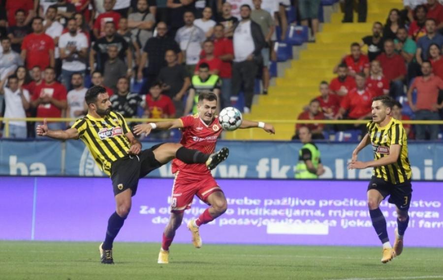 Poznat naredni protivnik Veleža u Evropi, prva utakmica se igra naredne sedmice u gostima