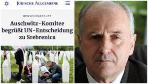 Komitet za Auschwitz podržao zabranu negiranja genocida u Srebrenici
