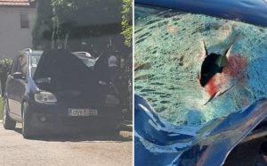 Stravična nesreća kod Živinica: Vozilom usmrtio muškarca koji je hodao kraj ceste
