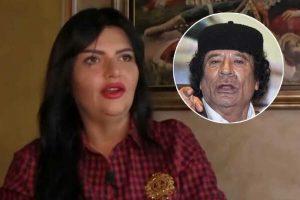 """Dijana je bila Gadafijeva frizerka: """"Kada se pojavio na vratima odsjekla sam se, morala sam da sjednem da mu ne bih isjekla uho"""""""