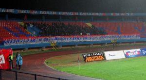 Bez kazne za Banjalučane: Delegat nije ni pomenuo sporni transparent na meču Borac – Široki