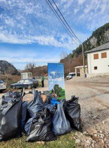 Eko HUB Blagaj/Novi Val organizuje akciju čišćenja na području lokalne zajednice  Blagaj