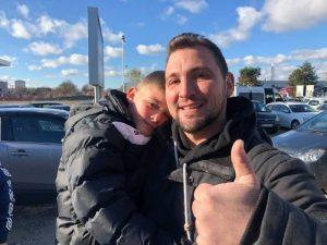 Na bolji svijet preselio Elvir Bajramović, otac koji je rasplakao region