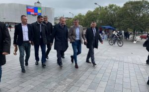 Izetbegović se susreo sa Mijatovićem: Država BiH je prioritet svih prioriteta i tu nema dileme