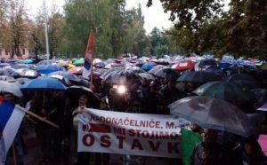 Gradonačelnik Prijedora nakon skandala izašao pred građane: Dodik me tri puta zvao danas da me podrži