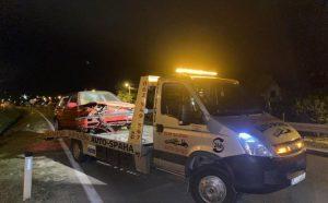 Nesreća kod Zenice: U slijetanju Golfa povrijeđene dvije osobe